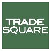 TS_Sqaure logo_White